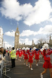 2013, London New Years Day Parade Stock Photos