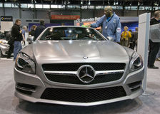 2013 Mercedes E350 Stock Fotografie