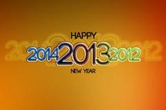 2013 milieux Images stock