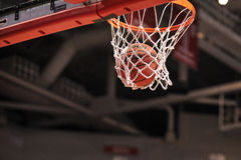 2013 NCAA Basketbal - tempel-Bonaventure Stock Afbeelding