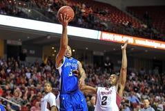 2013 NCAA Basketball - lay-up Stock Photos