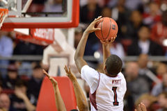2013 NCAA Basketball - Temple-Bonaventure Stock Image