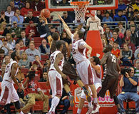 2013 NCAA Basketball - Temple-Bonaventure Stock Photo
