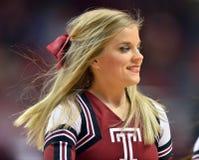 2013 NCAA Basketball - Temple-Bonaventure Royalty Free Stock Image