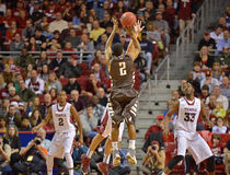 2013 NCAA Basketball - Temple-Bonaventure Stock Photography