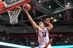 2013 NCAA het Basketbal van Mensen Royalty-vrije Stock Afbeelding
