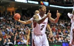 2013 NCAA het Basketbal van Mensen Royalty-vrije Stock Foto