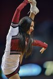 2013 NCAA het Basketbal van Mensen - cheerleader Stock Foto