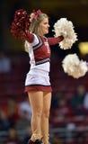2013 NCAA het Basketbal van Mensen - cheerleader Royalty-vrije Stock Afbeelding