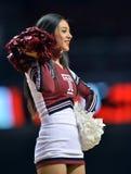 2013 NCAA het Basketbal van Mensen - cheerleader Stock Fotografie