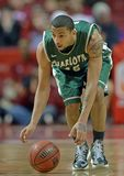 2013 NCAA het Basketbal van Mensen - losse bal Royalty-vrije Stock Foto