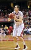 2013 NCAA het Basketbal van Mensen - schot Stock Foto's
