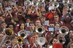 2013 NCAA Men's Basketball - band Royalty Free Stock Images