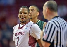 2013 NCAA Men's Basketball - foul call Stock Image