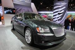 2013 neuer Chrysler C-300 Stockfotografie