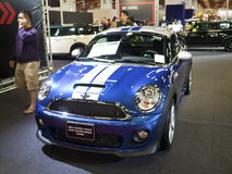 2013 new cars exhibition Stock Images