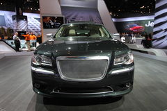 2013 New Chrysler C-300 Stock Photo