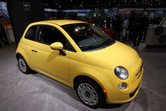 2013 New Fiat Royalty Free Stock Image