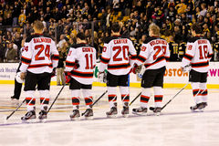 2013 New Jersey Devils Royalty Free Stock Image