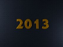 2013 New Year sign Royalty Free Stock Photos