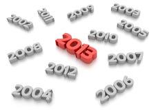 2013 nowego roku Zdjęcie Royalty Free