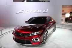 2013 nuovo Honda Accord Immagine Stock Libera da Diritti