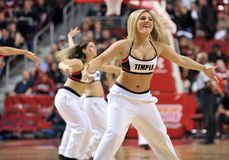 2013 o basquetebol dos homens do NCAA - equipe da dança Imagem de Stock