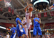 2013 pallacanestro del NCAA - volume d'affari Fotografie Stock
