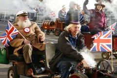 2013, parata di giorno degli nuovi anni di Londra Immagini Stock Libere da Diritti