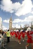 2013, parata di giorno degli nuovi anni di Londra Fotografie Stock