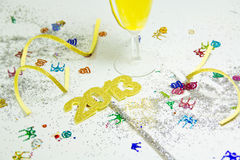 2013 party Royalty Free Stock Images