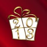 2013 - presente Fotografia de Stock Royalty Free