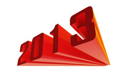 2013 red Stock Photo