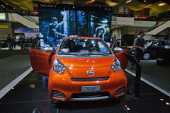 2013 Scion IQ Royalty Free Stock Images