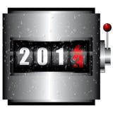 2013 Slot Stock Photo