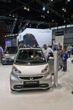 2013 Smart Auto Lizenzfreie Stockfotografie