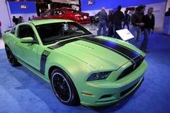 2013 Werkgever 302 van de Mustang Stock Afbeelding