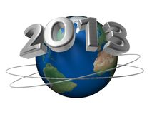 2013 World Royalty Free Stock Images