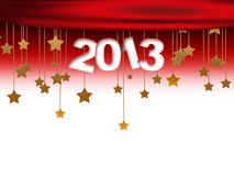 2013 year Royalty Free Stock Image