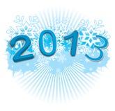2013_year Стоковые Фото