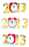 2013 year collection Stock Photo