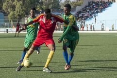 2014_01_31_Mogadishu_Football-11 Stock Photos
