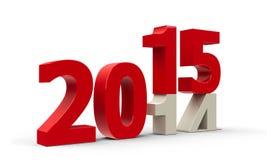 2014-2015 Стоковые Фото
