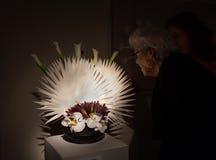 Букеты к выставке 2014 искусства в Сан-Франциско Стоковое Фото