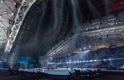 Церемония открытия Олимпийских Игр Сочи 2014 Стоковые Изображения