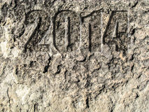 2014 Carved in Stone Stock Photography