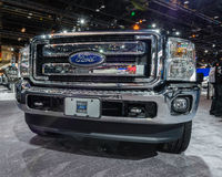 2014 Ford F350 Super Duty Royalty Free Stock Image