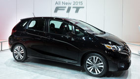 2014 Honda Fit Royalty Free Stock Image