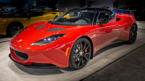 2014 Lotus Evora IPS Stock Image