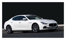 2014 MASERATI GHIBLI Royalty Free Stock Images